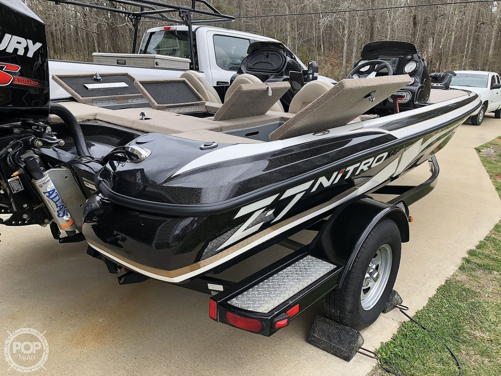 2014 Nitro boat for sale, model of the boat is Z - 7 & Image # 20 of 40
