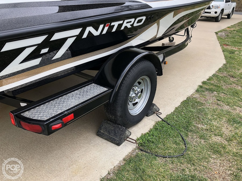 2014 Nitro boat for sale, model of the boat is Z - 7 & Image # 21 of 40