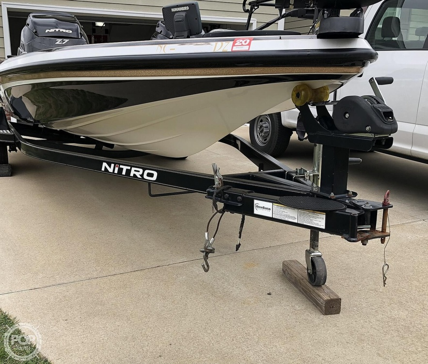 2014 Nitro boat for sale, model of the boat is Z - 7 & Image # 22 of 40