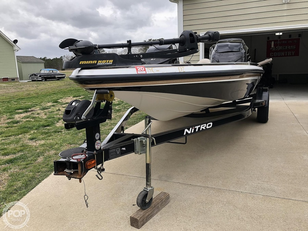 2014 Nitro boat for sale, model of the boat is Z - 7 & Image # 23 of 40