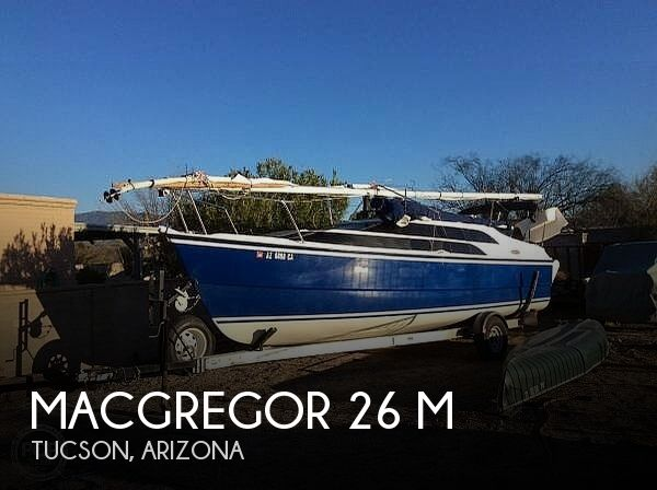 Used Boats For Sale in Tucson, Arizona by owner | 2011 MacGregor 26 M