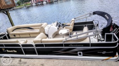 2015 Hurricane 236 FunDeck - #1
