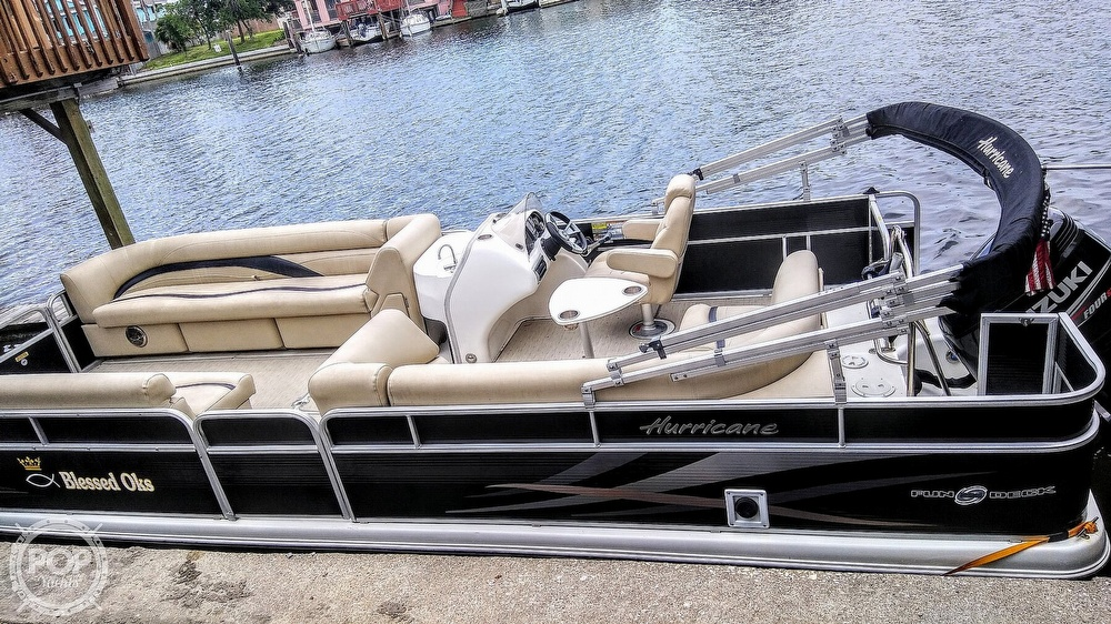 2015 Hurricane 236 FunDeck - #$LI_INDEX