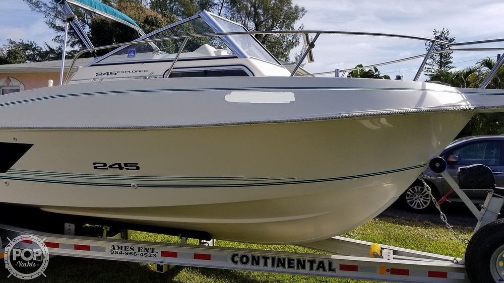 1997 Aquasport boat for sale, model of the boat is 245 EXPLORER & Image # 33 of 40