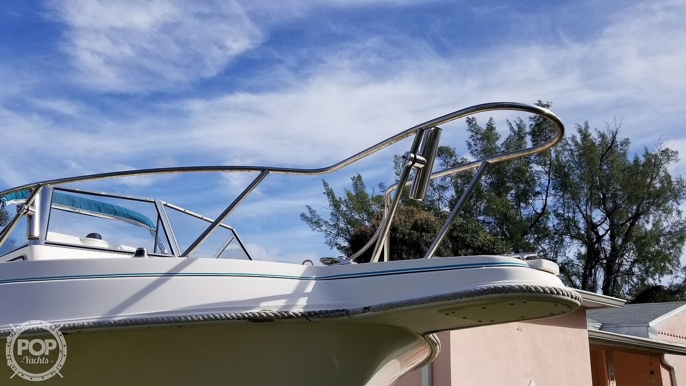 1997 Aquasport boat for sale, model of the boat is 245 EXPLORER & Image # 39 of 40