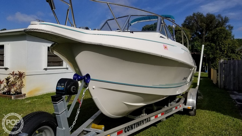 1997 Aquasport boat for sale, model of the boat is 245 EXPLORER & Image # 6 of 40