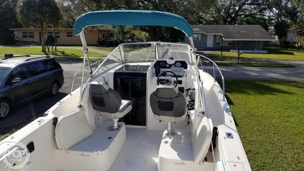 1997 Aquasport boat for sale, model of the boat is 245 EXPLORER & Image # 7 of 40