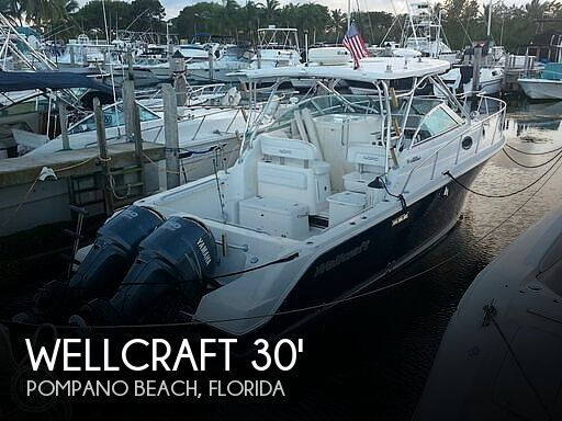 Used Wellcraft Boats For Sale by owner | 2006 Wellcraft 290 Coastal
