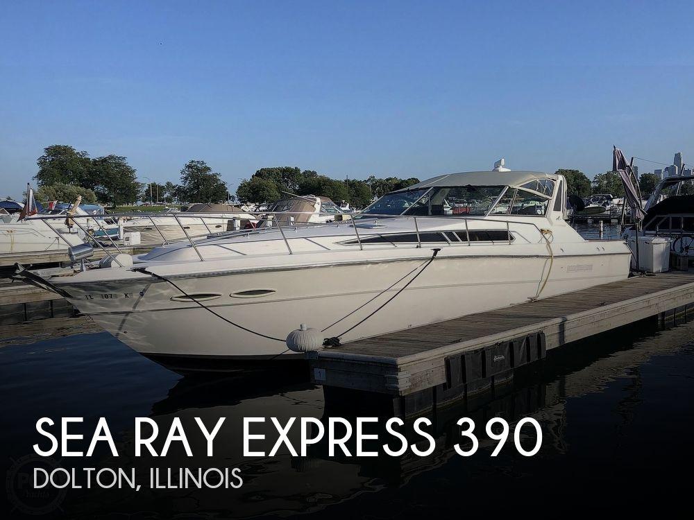 1988 Sea Ray Express 390
