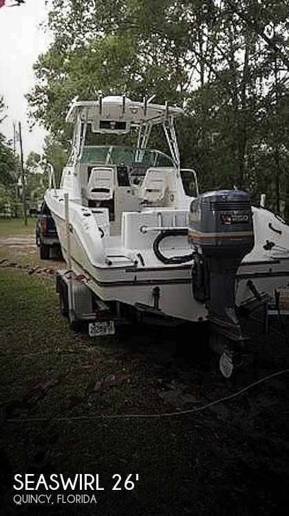 Used SEASWIRL Boats For Sale by owner   2003 Seaswirl 26