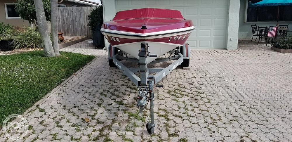 1990 Checkmate boat for sale, model of the boat is Pulse 186 & Image # 5 of 40
