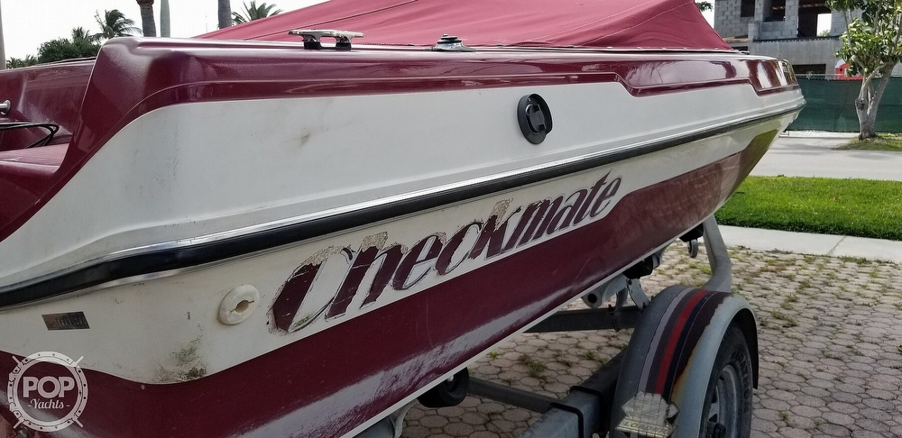 1990 Checkmate boat for sale, model of the boat is Pulse 186 & Image # 12 of 40