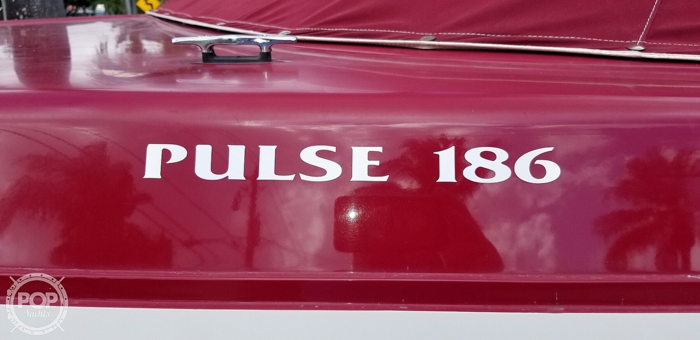 1990 Checkmate boat for sale, model of the boat is Pulse 186 & Image # 22 of 40