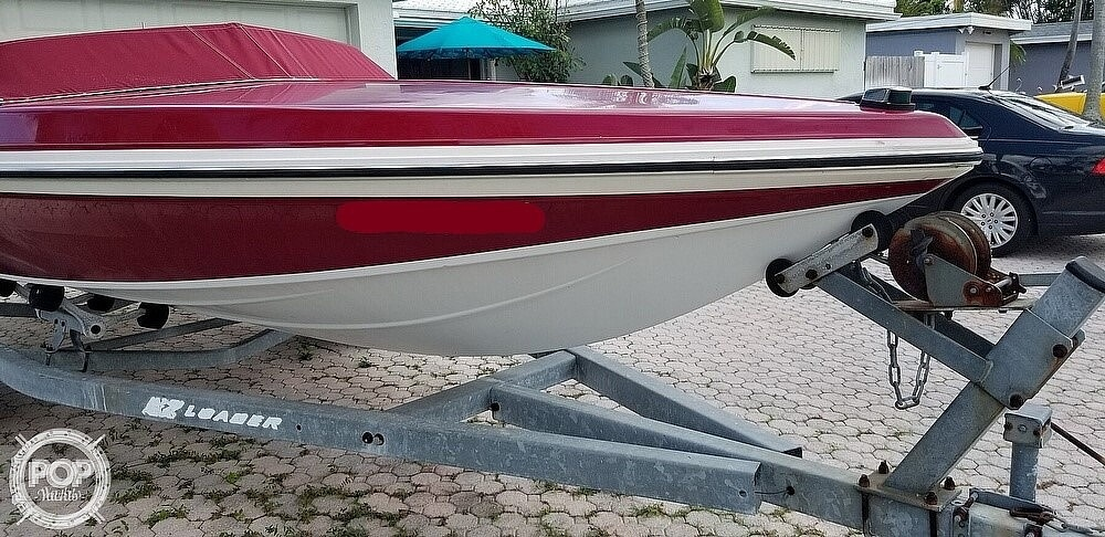 1990 Checkmate boat for sale, model of the boat is Pulse 186 & Image # 15 of 40