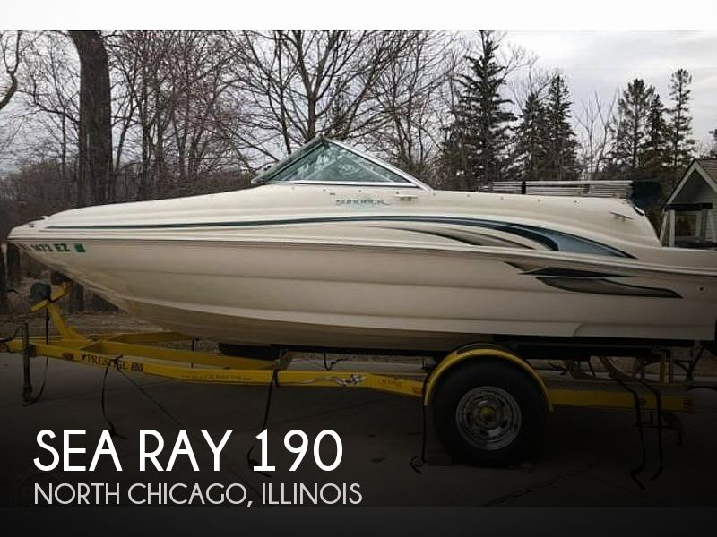 Used Sea Ray 190 Boats For Sale by owner | 2001 Sea Ray 190