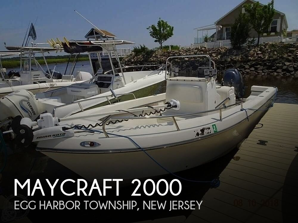 Used Maycraft Boats For Sale by owner | 2015 Maycraft 2000