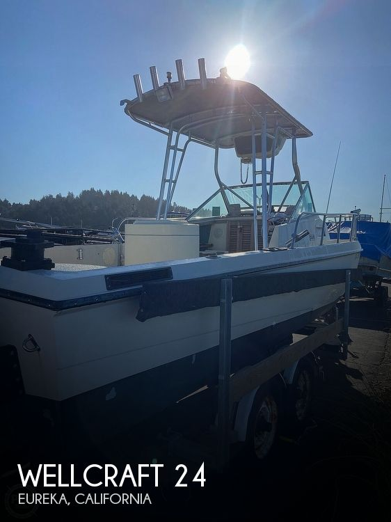 1978 WELLCRAFT AIRSLOT 24 for sale