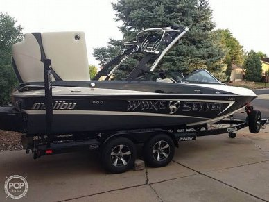 Malibu Wakesetter VLX, 21', for sale - $66,700