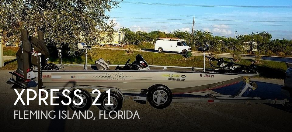 Used Xpress Boats For Sale by owner   2015 Xpress 21