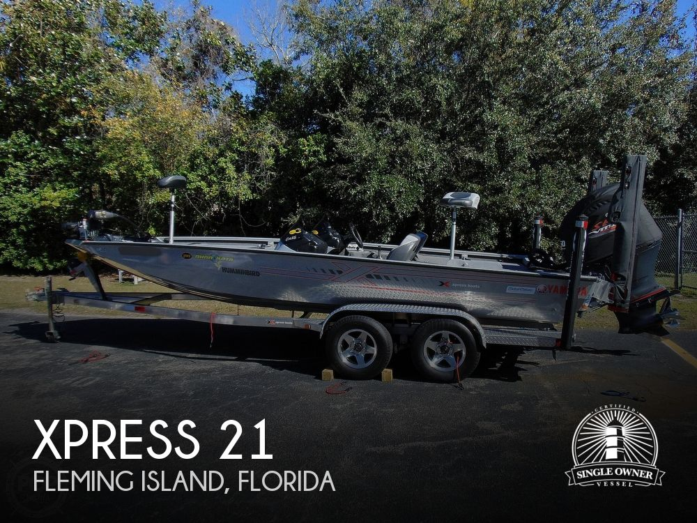 2015 XPRESS X21 TEAM EDITION for sale