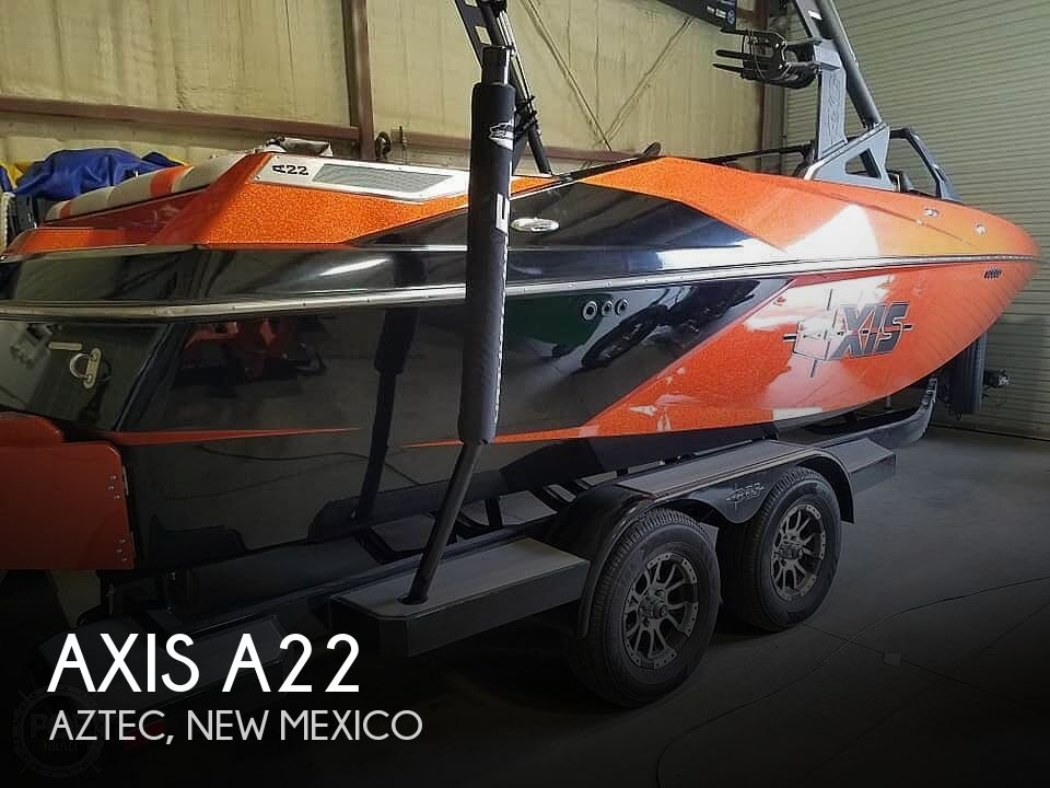 Used Boats For Sale in New Mexico by owner | 2018 Axis 22