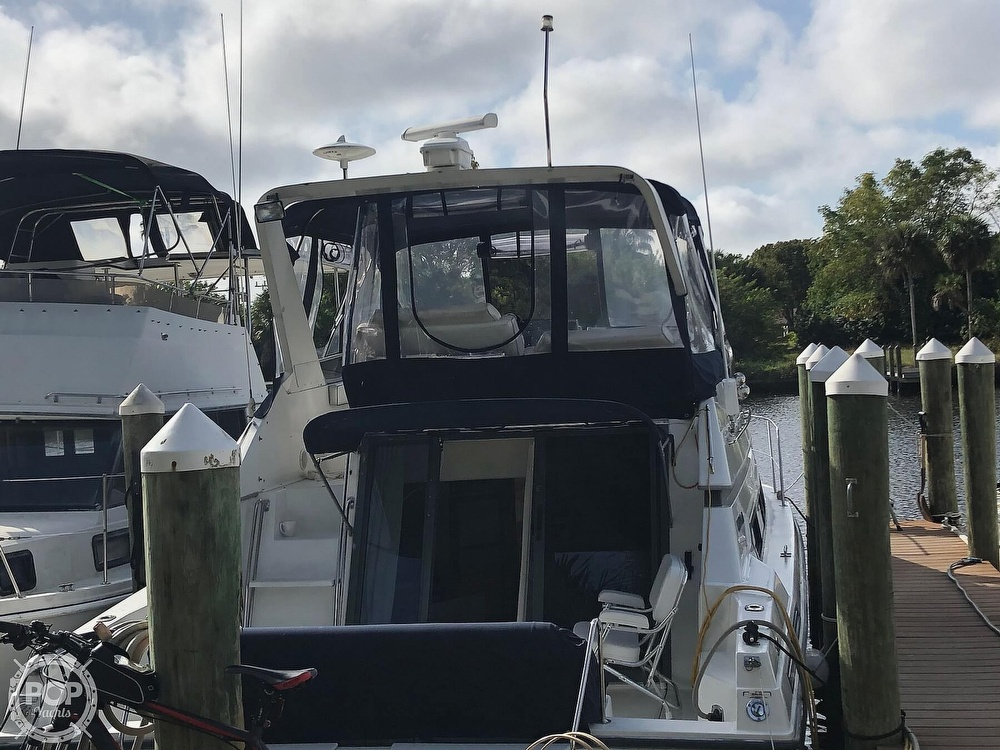 1994 Carver boat for sale, model of the boat is 380 santego & Image # 4 of 41