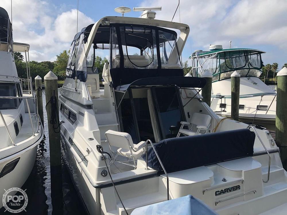 1994 Carver boat for sale, model of the boat is 380 santego & Image # 12 of 41