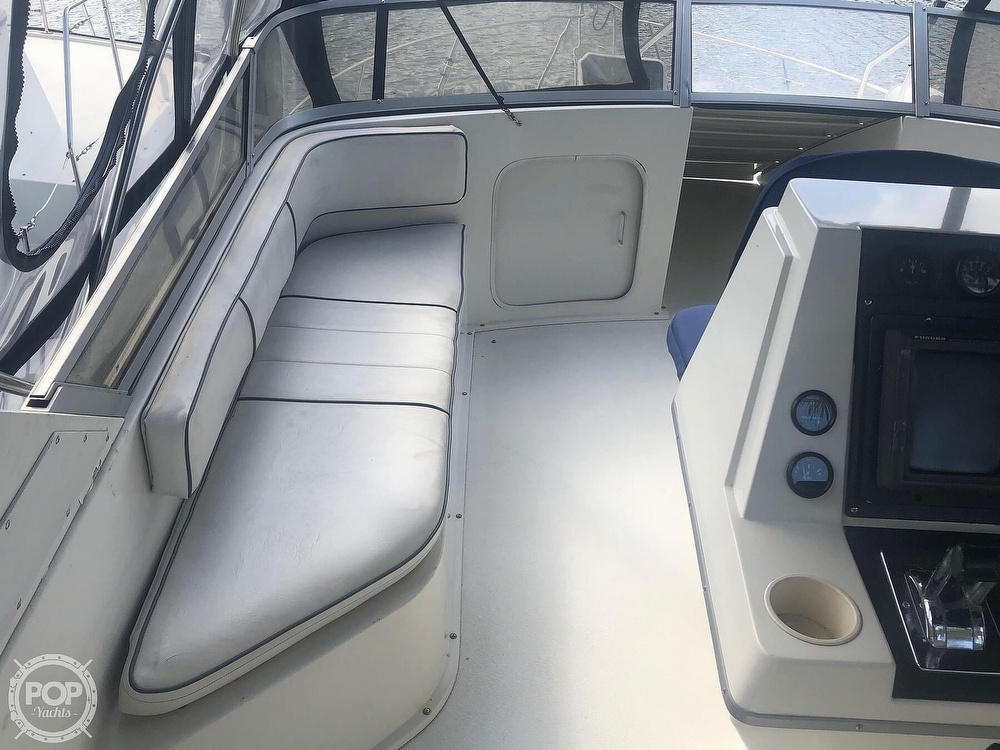 1994 Carver boat for sale, model of the boat is 380 santego & Image # 40 of 41