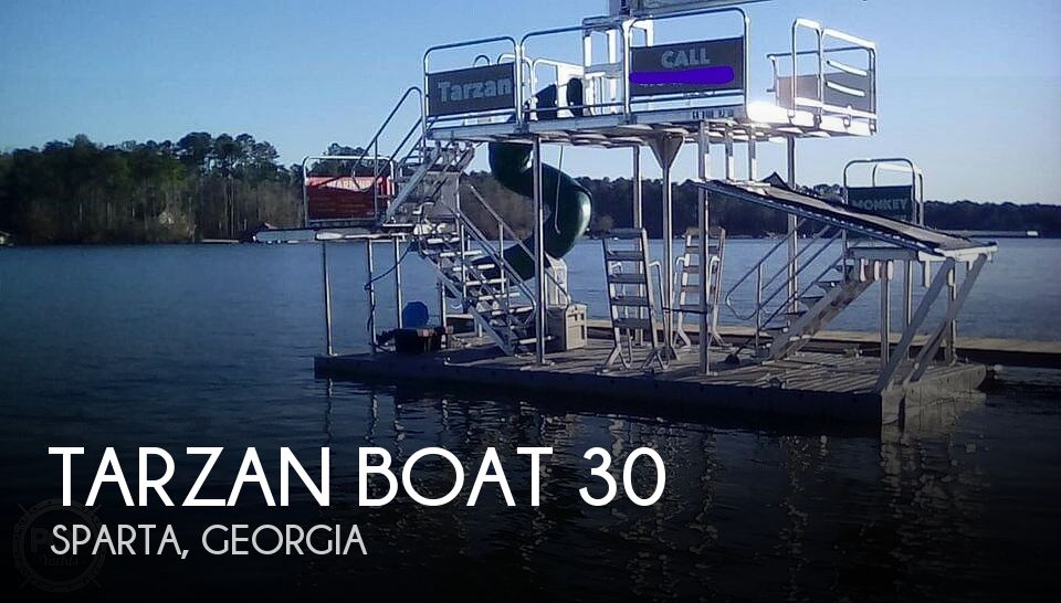Used Boats For Sale in Macon, Georgia by owner | 2016 Tarzan Boat 30