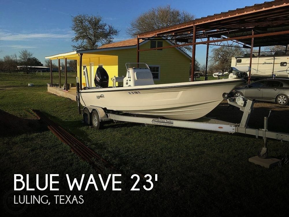 Used Boats For Sale in San Antonio, Texas by owner | 2018 Blue Wave 2300 SL Bay