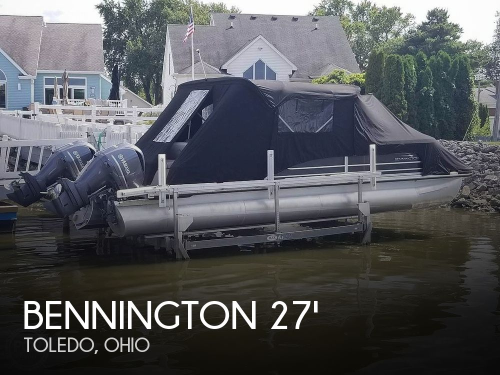 Used Boats For Sale in Detroit, Michigan by owner | 2017 Bennington 27 RSB X2