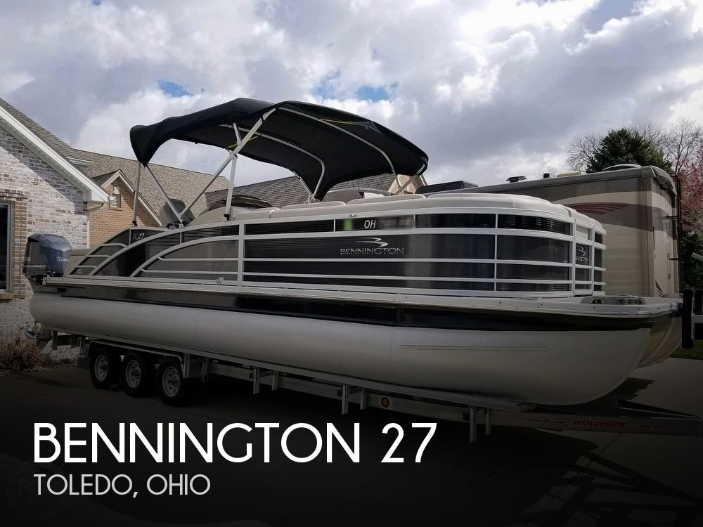 2017 BENNINGTON 27 RSB X2 for sale