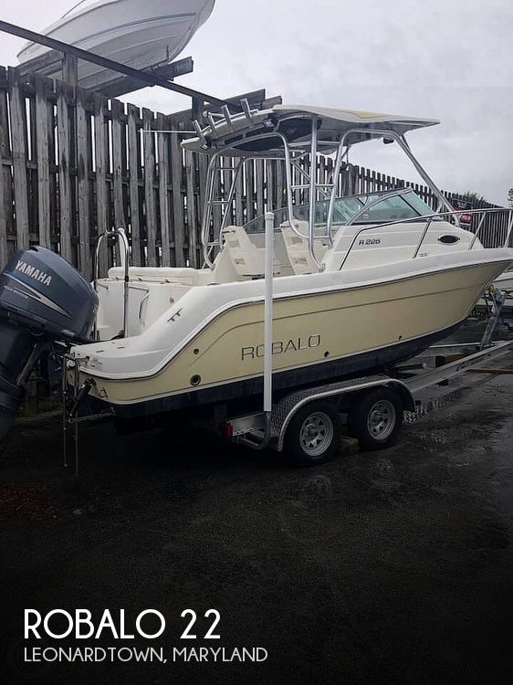 Used Ski Boats For Sale in Maryland by owner | 2008 Robalo 22