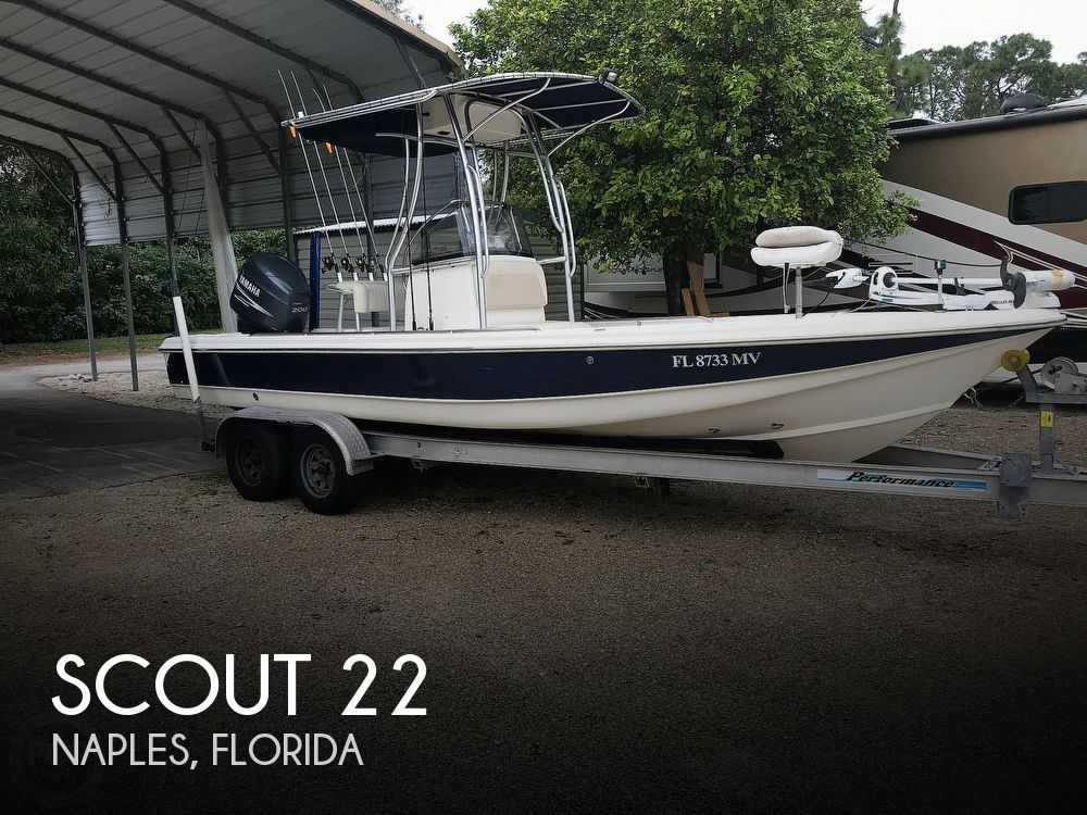 Used Boats For Sale by owner | 2004 Scout 22