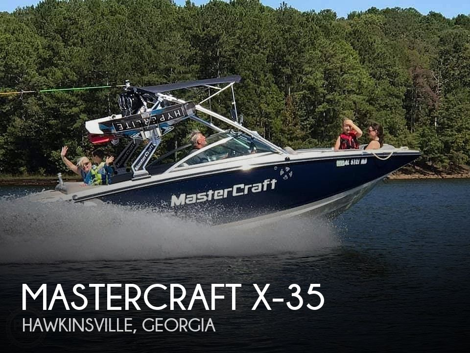 Used Boats For Sale in Columbus, Georgia by owner | 2010 Mastercraft X35