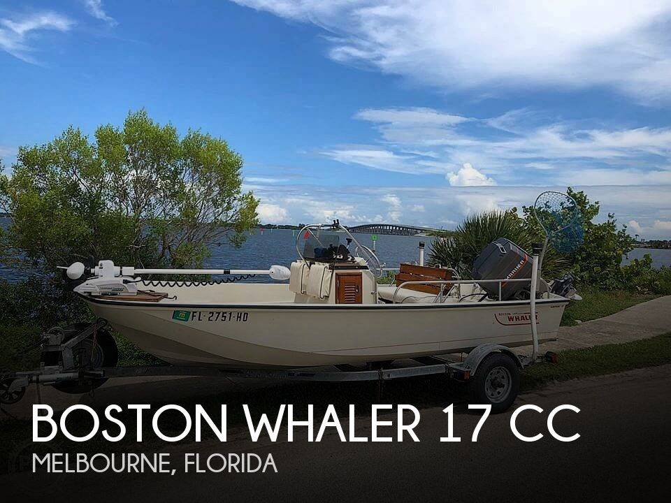 Used Boston Whaler 17 Boats For Sale by owner | 1989 Boston Whaler 17 Cc