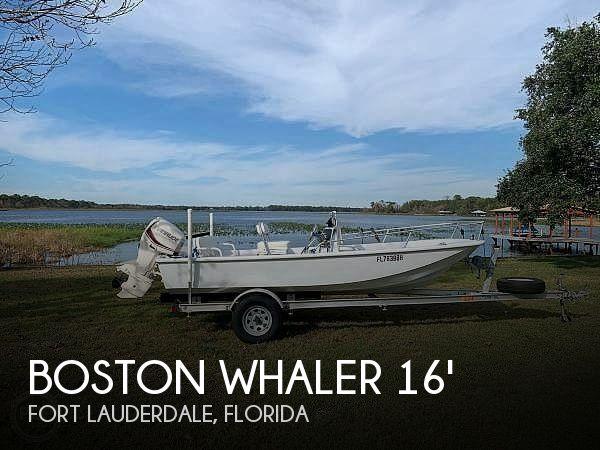 Used Boston Whaler Montauk Boats For Sale by owner   1976 17 foot Boston Whaler Montauk