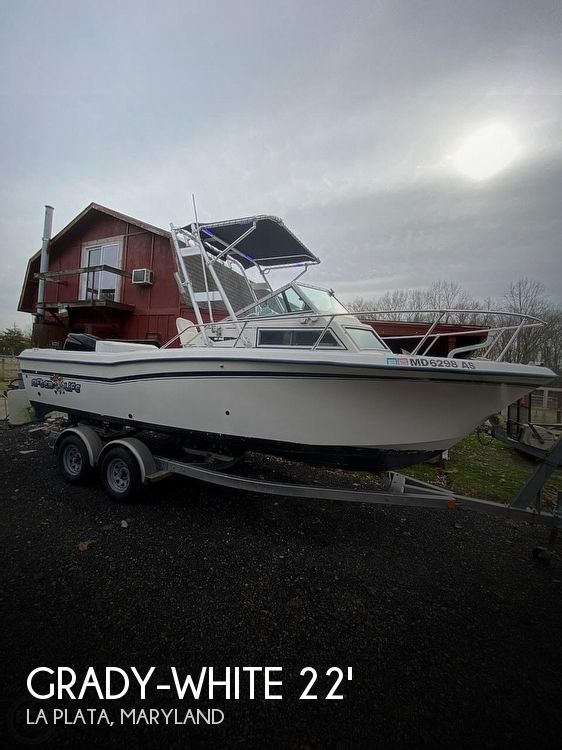 Used Grady-White Boats For Sale in Maryland by owner | 1981 Grady-White 220 Bimini
