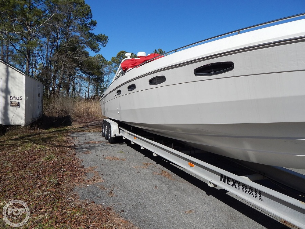 1986 Chris Craft boat for sale, model of the boat is 415 Stinger & Image # 19 of 40