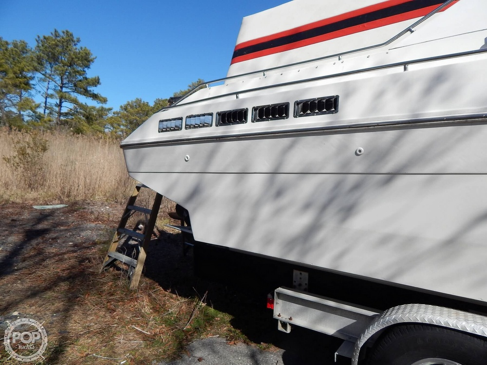1986 Chris Craft boat for sale, model of the boat is 415 Stinger & Image # 25 of 40