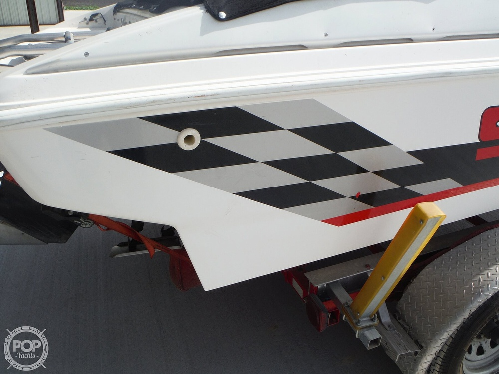1997 Scarab boat for sale, model of the boat is 22 & Image # 13 of 40