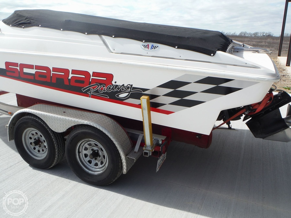 1997 Scarab boat for sale, model of the boat is 22 & Image # 4 of 40