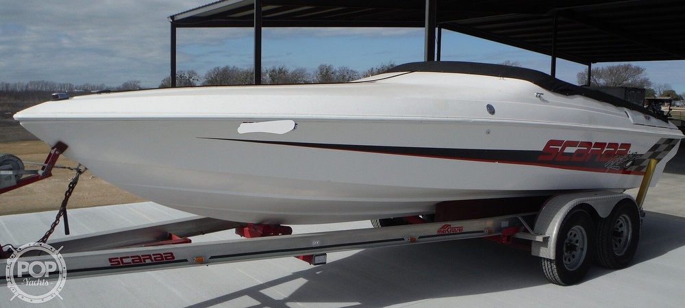 1997 Scarab boat for sale, model of the boat is 22 & Image # 2 of 40