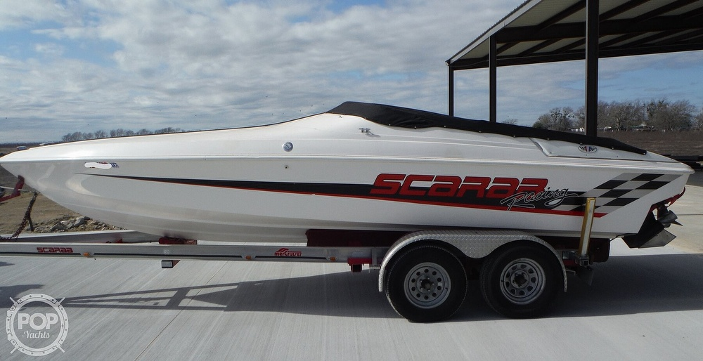 1997 Scarab boat for sale, model of the boat is 22 & Image # 3 of 40