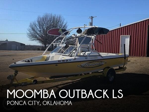 Used Moomba Boats For Sale by owner | 2004 23 foot Moomba Mobius LSV