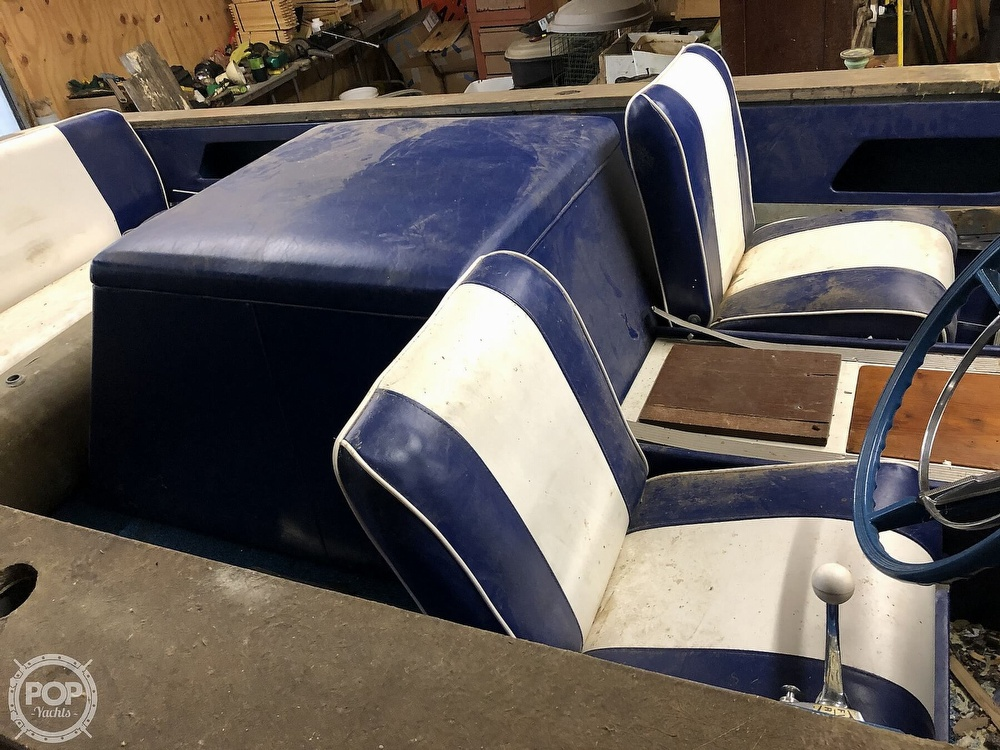1965 Chris Craft boat for sale, model of the boat is Cavalier 18 & Image # 10 of 34