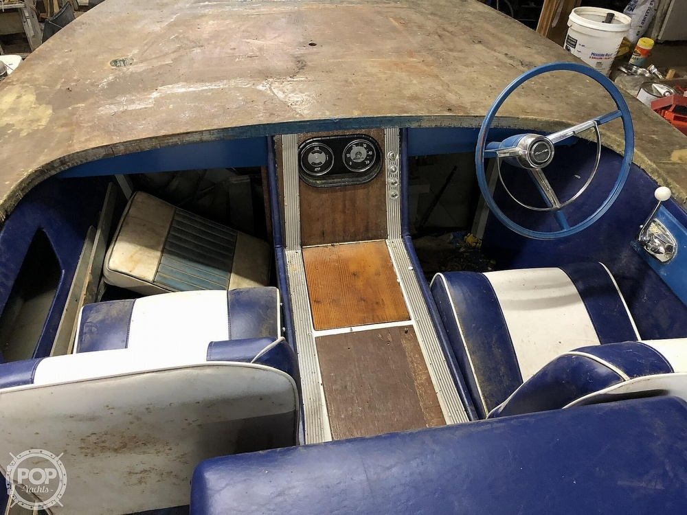 1965 Chris Craft boat for sale, model of the boat is Cavalier 18 & Image # 14 of 34