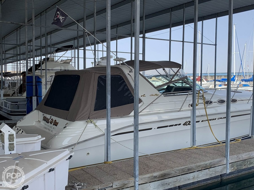 1996 Sea Ray boat for sale, model of the boat is 400 & Image # 6 of 40