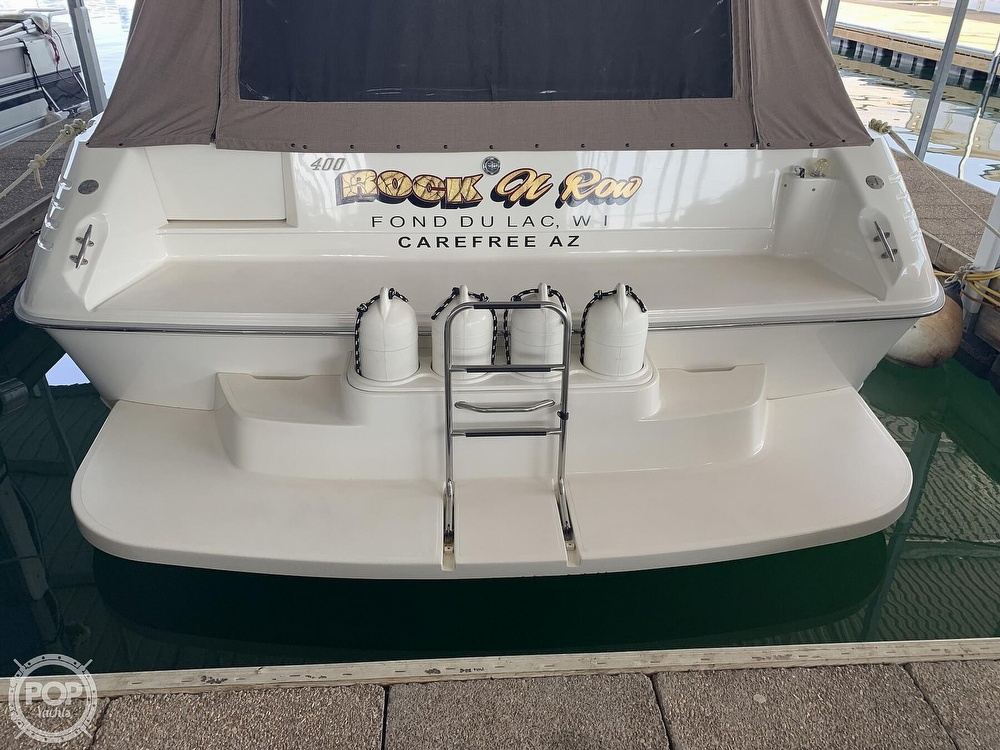 1996 Sea Ray boat for sale, model of the boat is 400 & Image # 8 of 40