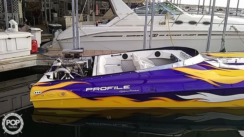 1998 Profile boat for sale, model of the boat is 28 & Image # 2 of 41